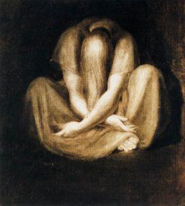 Johann Heinrich Fussli, Silence