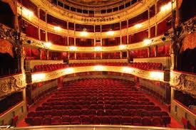 Théâtre de la porte Saint-Martin où eut lieu la première de Cyrano
