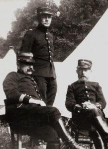 Charles Péguy en uniforme
