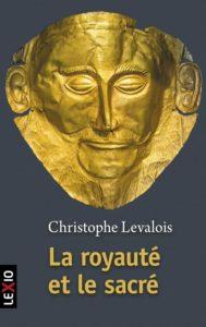 Le dernier ouvrage de Christophe Levalois