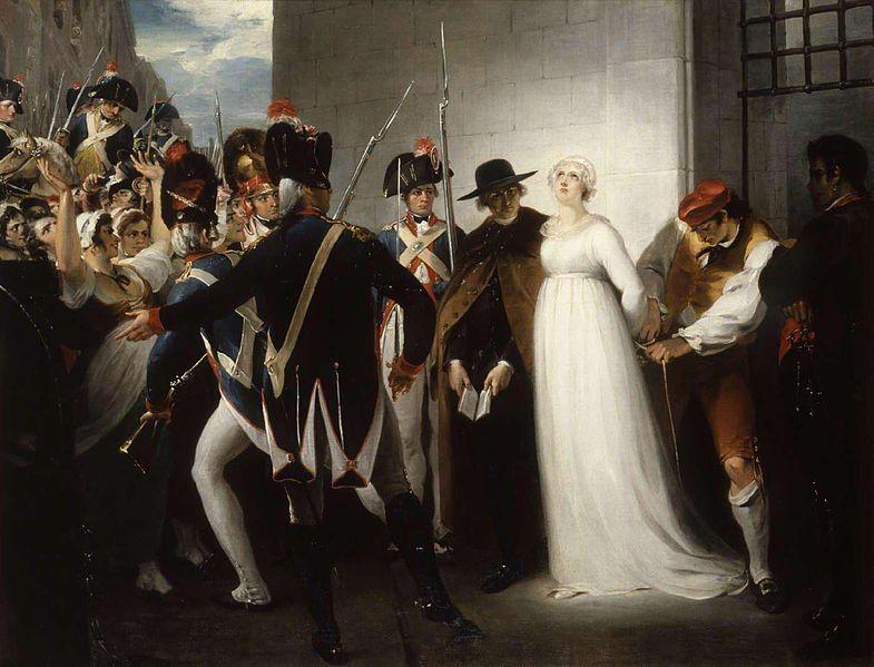 16 Oktober dalam Sejarah: Marie Antoinette Digiring ke Meja Guilotine