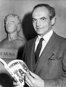 Michel Déon en 1973