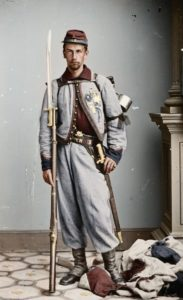 Soldat du Nord