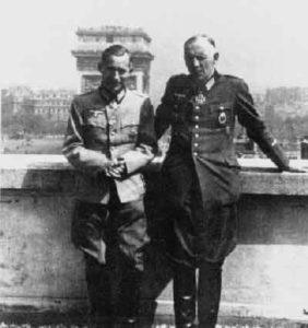 Ernst Jünger à Paris