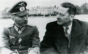 Carl Schmitt et Ernst Jünger