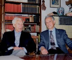 Julien Hervier et Ernst Jünger