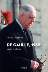 De Gaulle, 1969 chez Perrin