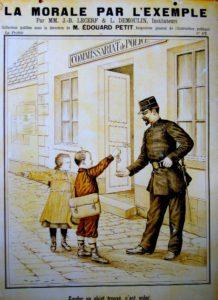 Affiche de morale