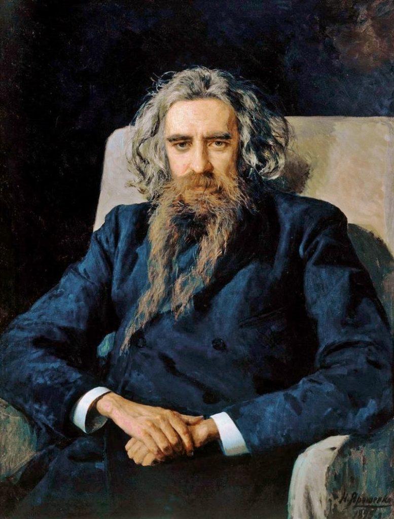 Vladimir Soloviev, par Nicolas Yarochenko, 1892